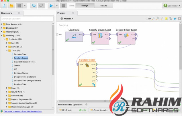 RapidMiner Studio Professional 7.3 Free Download