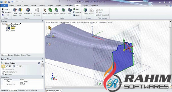 ANSYS SpaceClaim 2019 R3 Free Download