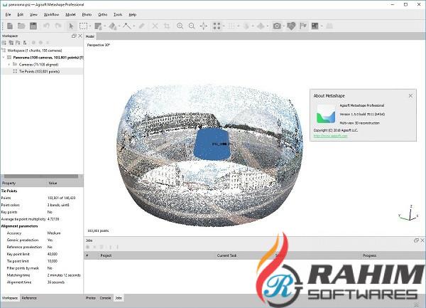 Agisoft Metashape Pro for Mac Free Download