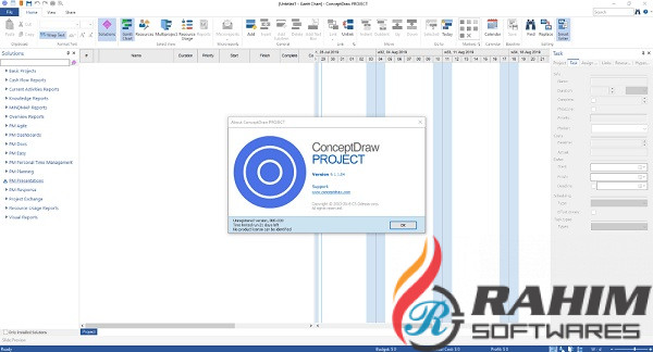 ConceptDraw OFFICE 5.3 Free Download