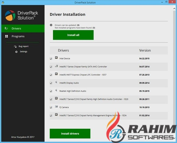 Download DriverPack Solution 2018