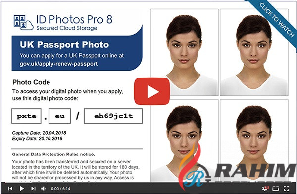 Download Free ID Photos Pro 8