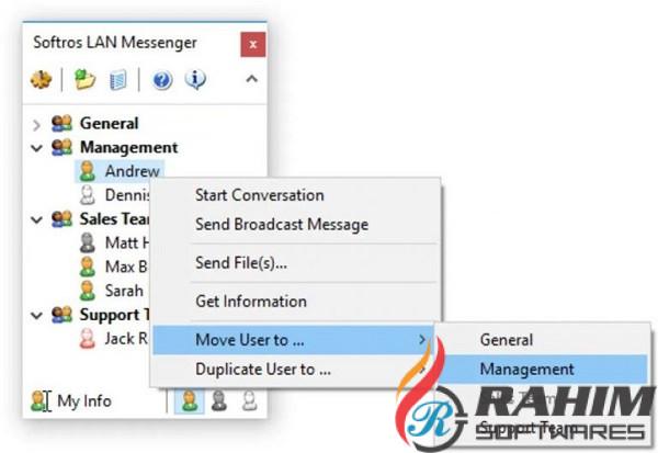 Download Softros Lan Messenger 9