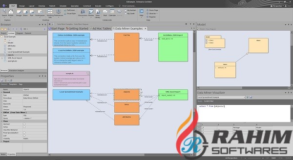 Download Sparx Systems Enterprise Architect 15.0.1509 Free Download