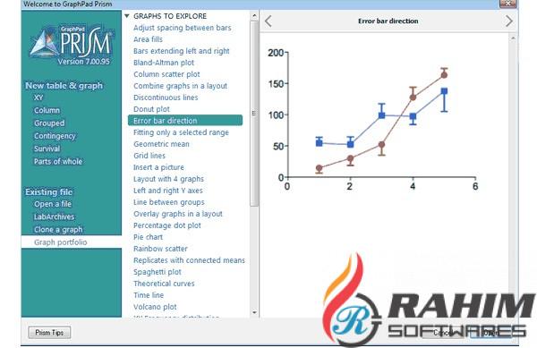 GraphPad Prism 8 Free Download