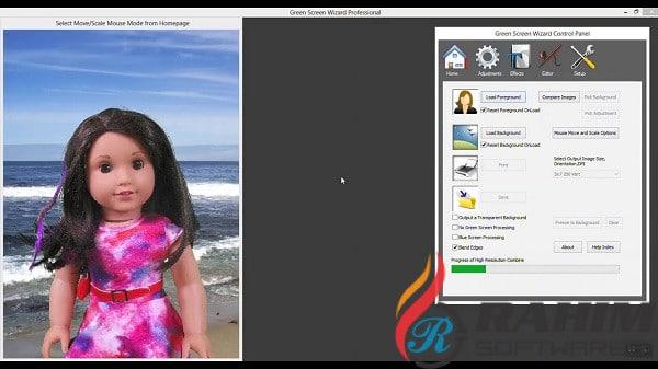 Green Screen Wizard Pro 10.6 Free Download