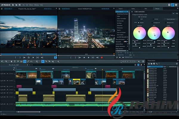 MAGIX Video Pro X11 v17 Free Download