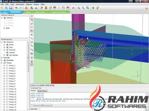 PLAXIS 3D 2013 Free Download