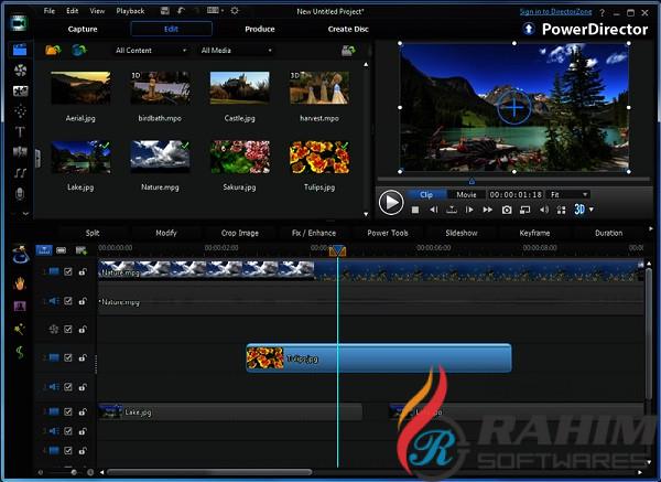 PowerDirector Ultimate 18 Download