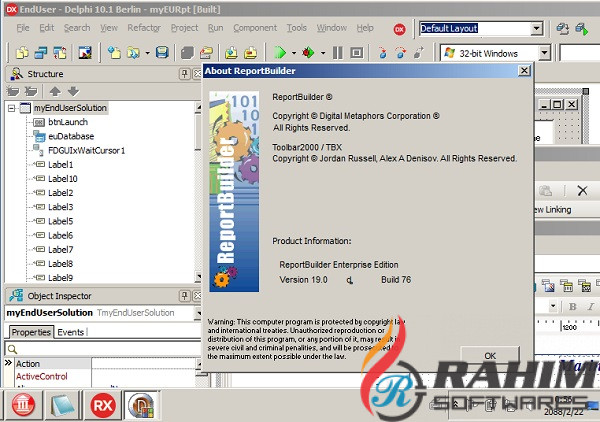 ReportBuilder Enterprise 19.04 Free Download
