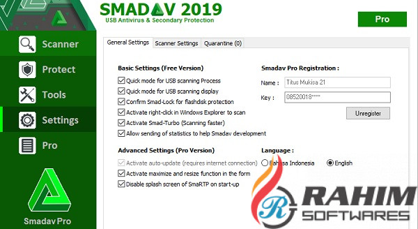 Smadav Pro 2019 v13.0 Portable Free Download