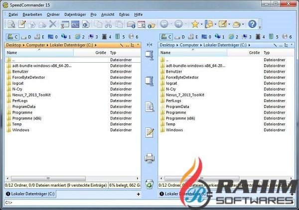 SpeedCommander Pro 18.30 Free Download 32-64 Bit