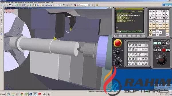 Swansoft CNC Simulator 7.2.5 Free Download