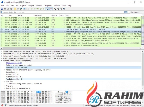 Wireshark 3.0.3 Free Download 32-64 Bit