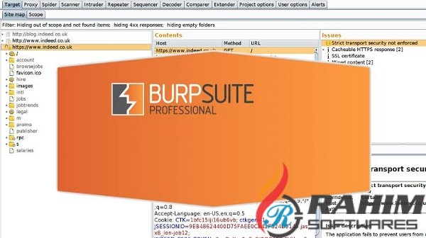 Burp Suite Professional 2.1 Download Free