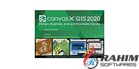 Canvas X GIS 2020 Free Download