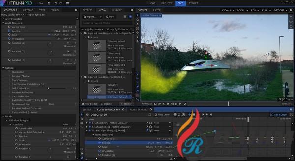 HitFilm Pro 12.2 Free Download