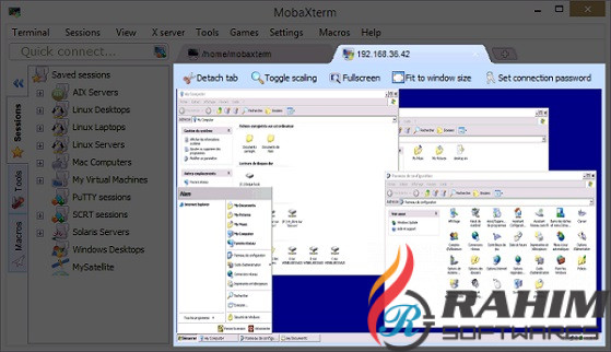 MobaXterm Professional 11.0 Portable Free Download