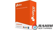 Nitro Pro 13.2 Free Download 32-64 Bit