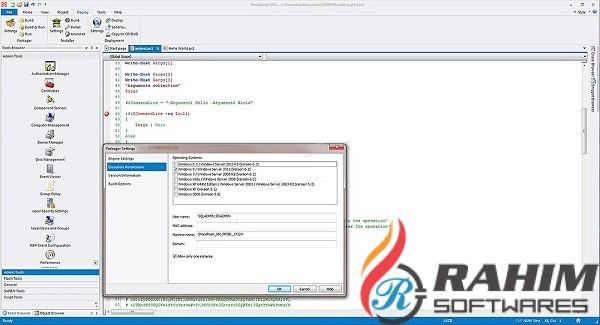 SAPIEN PrimalScript 2015 v7 Free Download