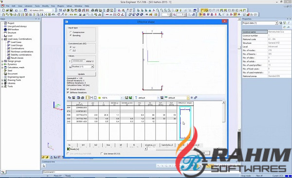 SCIA Engineer 2019 v19.1 Free Download