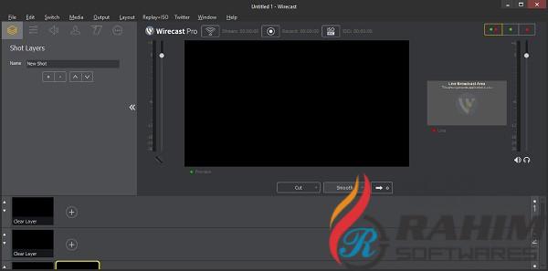 Telestream Wirecast Pro 2019 v13.0 Free Download