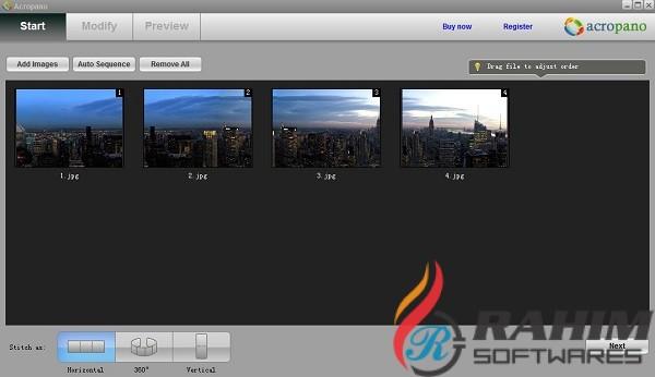 AcroPano Photo Stitcher 2.1.3 Free Download