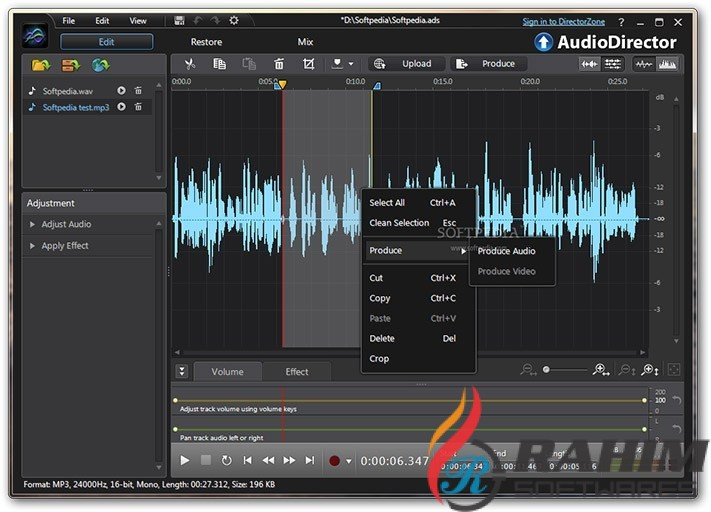 AudioDirector Ultra 10 free download