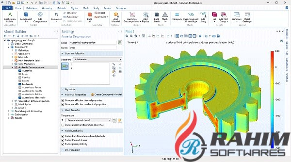 COMSOL Multiphysics 5.5.0.292 Free Download