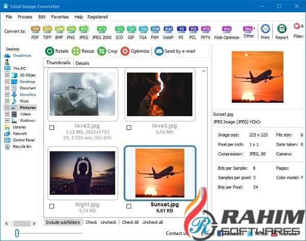 CoolUtils Total Image Converter 8.2 Portable Free Download