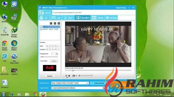 Download GiliSoft Video Editor 12 free