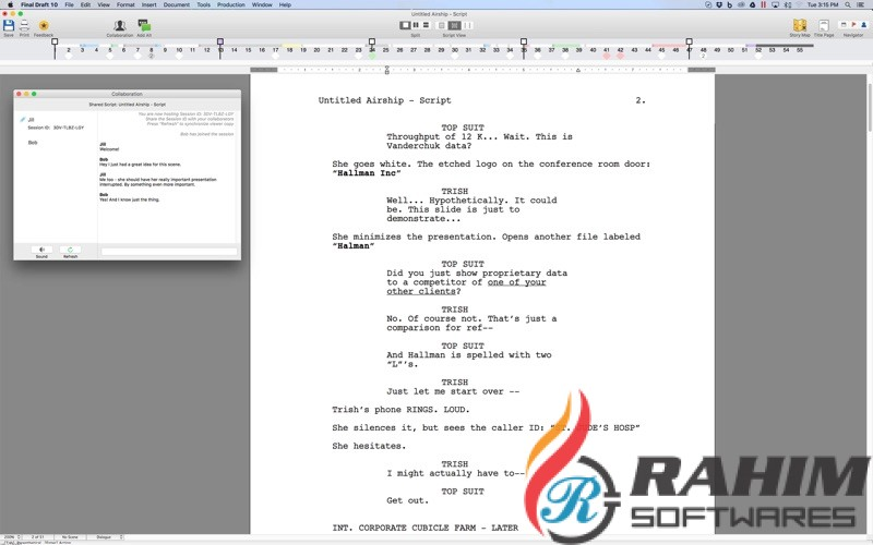 Final Draft 10.0 Free Download