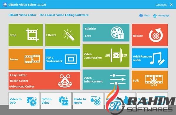 GiliSoft Video Editor 12 free download