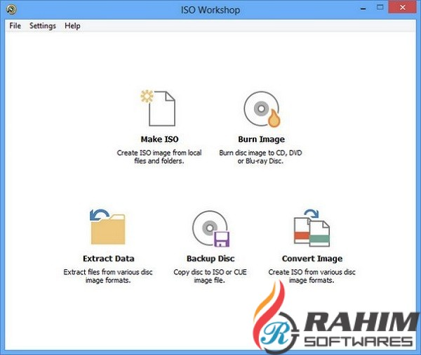 ISO Workshop Portable Free Download