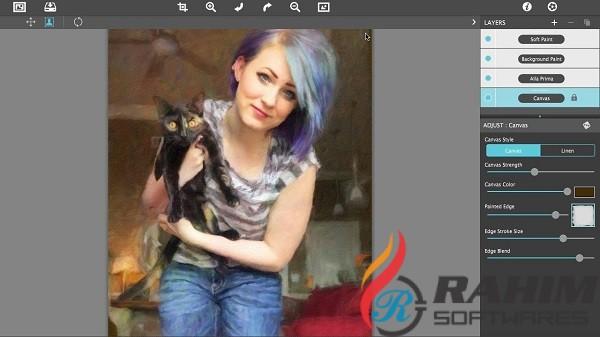 JixiPix Portrait Painter Free Download