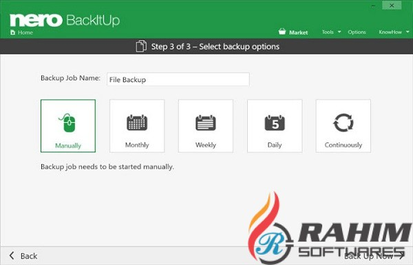 Nero BackItUp 2020 v22 Free Download