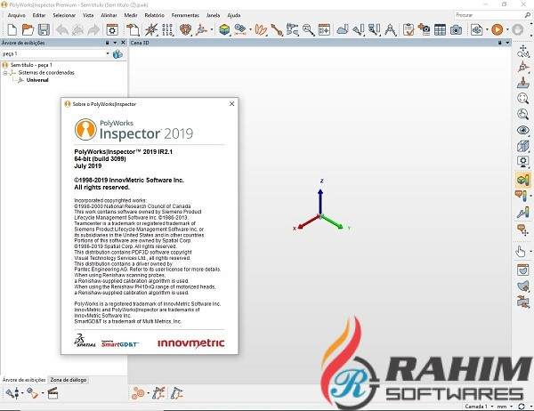 PolyWorks Metrology Suite 2019 IR6 Free Download