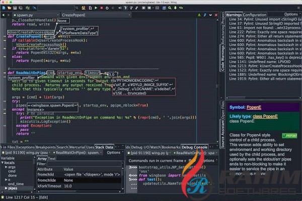 Wing IDE Professional 6 Free Download