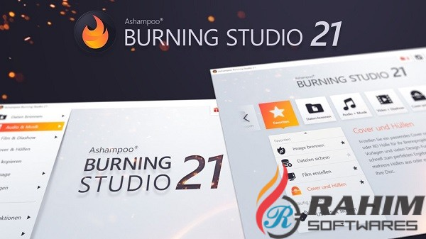 Ashampoo Burning Studio 21 Portable Free Download