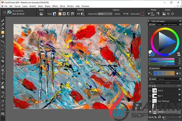 Corel Painter 2020 Free Download