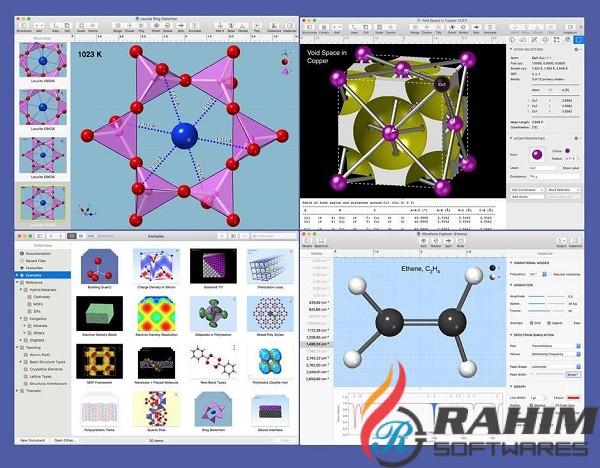 CrystalMaker 10.2.2 Free Download