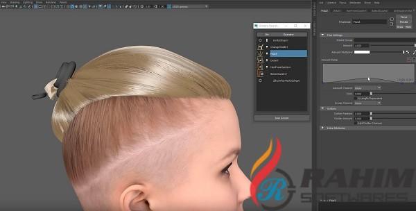 Ephere Ornatrix 6.2 For 3ds Max 2020 Free Download