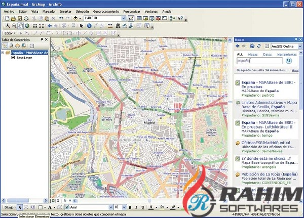 Esri ArcGIS Desktop 10.7.1 Free Download