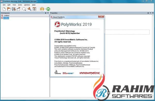 PolyWorks Metrology Suite 2019 IR7 Free Download