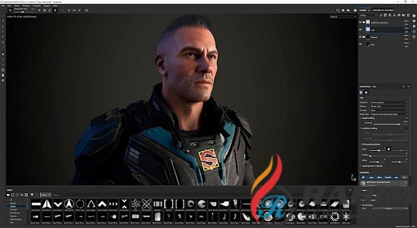Substance Painter 2019.3 Free Download