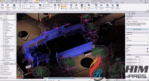 Trimble Business Center 5.20 Free Download