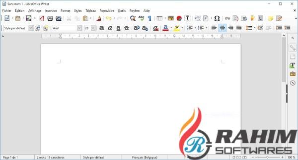 LibreOffice 6.4 Free Download 32-64 Bit