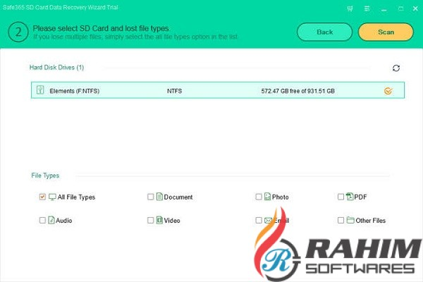 Safe365 SD Card Data Recovery Wizard 8.8.9.1 Free Download