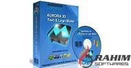 Aurora 3D Text & Logo Maker 20 Portable Free Download