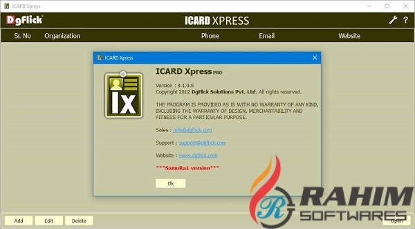 ICARD Xpress Pro 4.1 Free Download